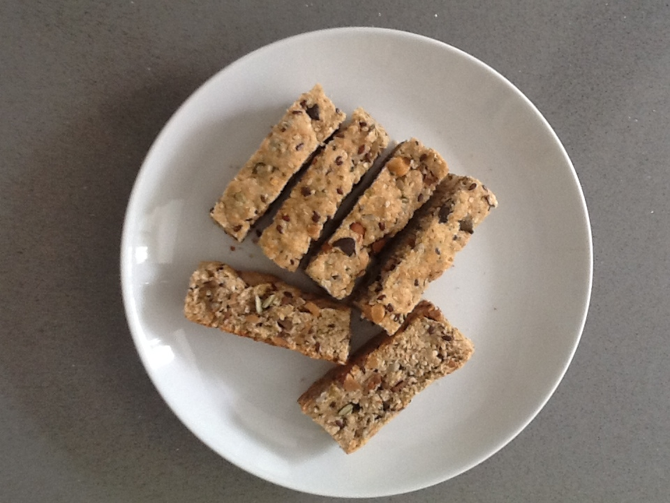 Nut And Seed Biscotti Recipes — Dishmaps